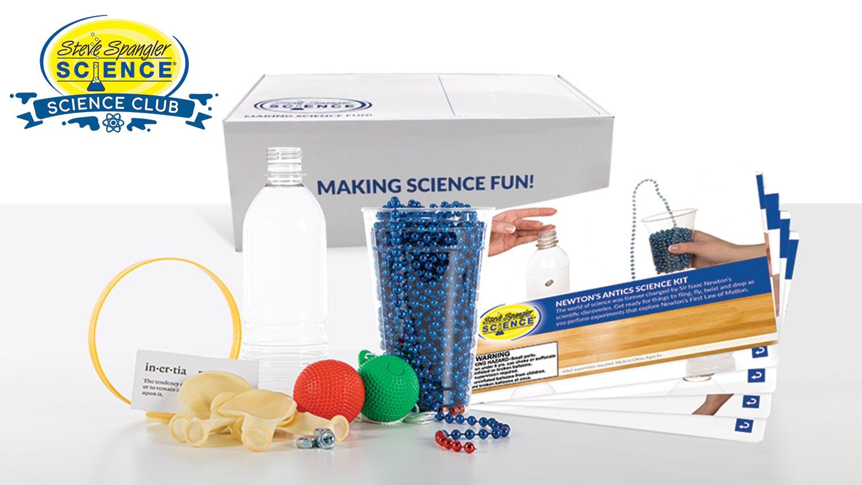 STEM Science Kit - Newton's Antics Science Kit