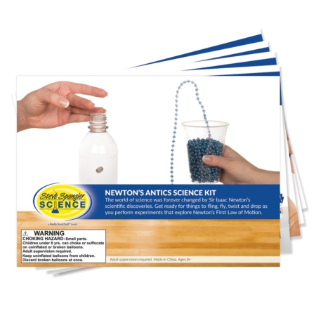 STEM Science Kit - Newton's Antics Science Kit
