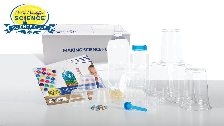 STEM Science Kit - Color Mixing Kit