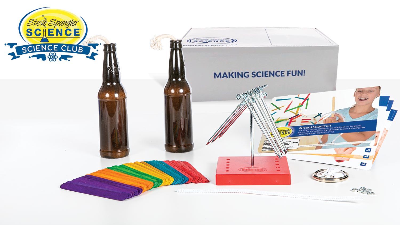 STEM Science Kit - Physics