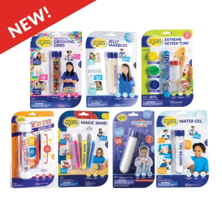 Test Tube Experiment Bundle