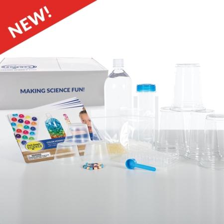 STEM Science Kit - Color Mixing Science Kit