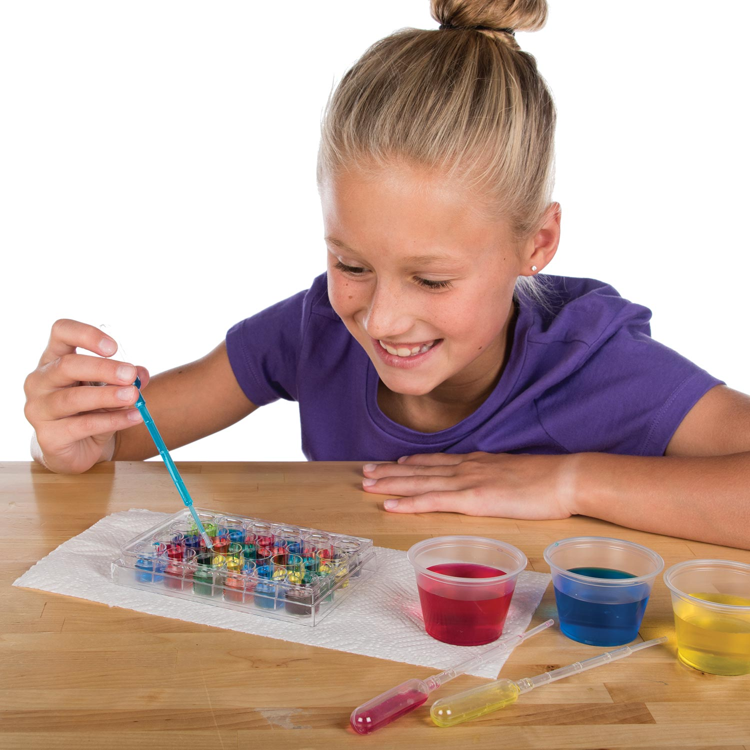 STEM Science Kit – Color Mixing Science Kit