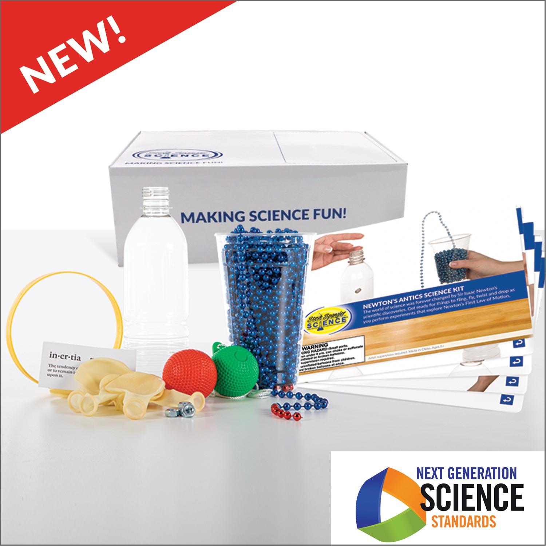 STEM Science Kit - Newtons Antics Science Kit