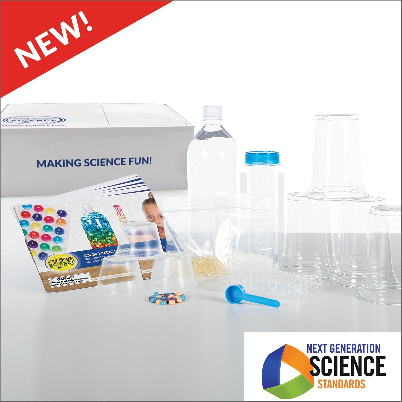 STEM Science Kit - Color-Mixing Science Kit