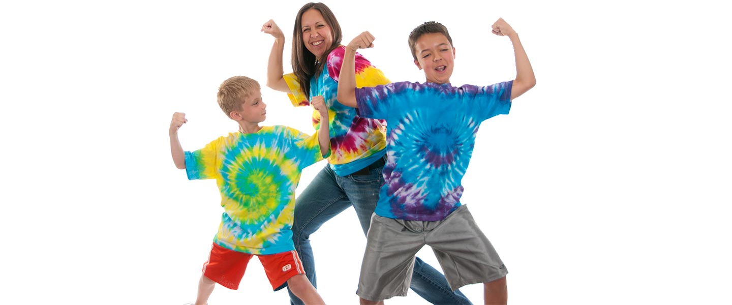 Tie-Dye Cover Image
